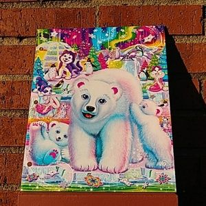 Lisa Frank Fantasea Family Folder